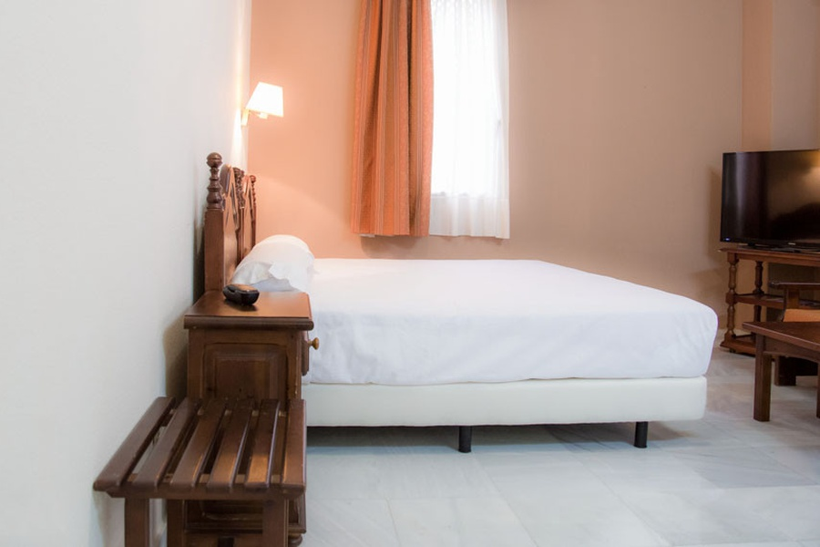 TWEEPERSOONS KING SIZE Hotel San Pablo Sevilla